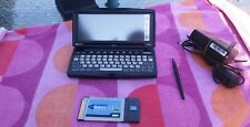 Hp 620Lx Palmtop Pc Color Micro Handheld Laptop Windows Ce Vintage f1250a