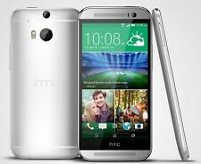HTC One M8 - 32GB - Silver (Sprint) GSM/CDMA 4G LTE Smartphone Read Details