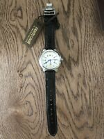 Franck Muller RC Men's Watch Roman Gold Leather BandRare Limited