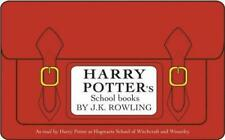 Comic Relief Harry Potter's School Book Pack, Rowling, J. K., Good Condition Boo