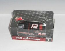Team Caliber 1999 Die-Cast 1:64 25th Anniversary MOBIL 1 #12 Jeremy Mayfield
