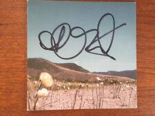 Alanis Morissette Havoc and Bright Lights cd w/signed cd booklet JaggedLP fame