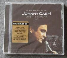 Johnny Cash, live in Denmark 1971, CD neuf