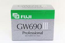 <New In Box> FUJI GW690 III Professional EBC FUJINON 90mm F3.5 *Very Rare*