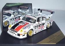 Vitesse 1/43 PORSCHE gt2 Chereau no. 77 Le Mans 1997 in box #7959