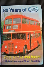 80 Years of Guy Motors Limited Cars Trucks & Buses Robin Hannay Stuart Broach
