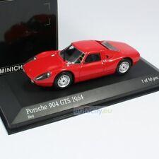 MINICHAMPS PORSCHE 904 GTS RED HUNERBEIN HAUSMESSE 403065725