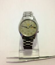 VINTAGE SEIKO 5 7019 A AUTOMATIC 17 JEWELS MEN WATCH JAPAN