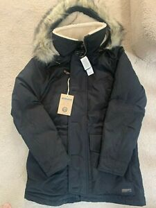 BNWT Abercrombie & Fitch Ultra Hooded Parka, Black, Small, RRP £260