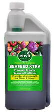 Envii SeaFeed Xtra – Organic Seaweed Fertiliser Liquid & Extract - 1L