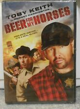 Beer for My Horses (DVD, 2008) RARE TOBY KEITH COMEDY BRAND NEW