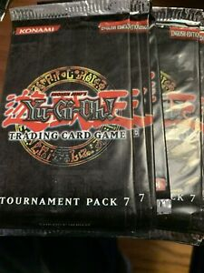 Yu-Gi-Oh Game Promo Tournament Pack -  TP7 Ultra Rare. Only One Pck