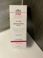 EltaMD UV Pure Broad-Spectrum SPF 47 Face & Body! Chemical Free EXP: 05/21 NEW