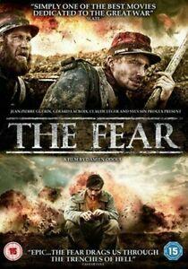 The Fear DVD La Peur 2015 French War Movie Rare - ENGLISH SUBS - REGION 2