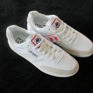 KAPPA Musorin White Casual 90s Retro Trainers  - 9 uk