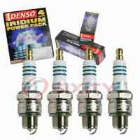 4 pc Denso Iridium Power Spark Plugs for 1973-1974 Volkswagen Thing 1.6L H4 ig
