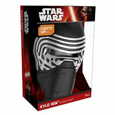 3DLightFx 50024 Star Wars Episode 7 Kylo Ren 3D Deco Light