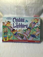 CHUTES and LADDERS - 1999 - By Milton Bradley - Board Game