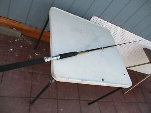 Shakespear Ugly Stik 7' BWC 1120 One Piece Big Water Fishing Rod Medium Action