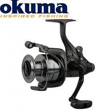 Okuma Ceymar Baitfeeder CMBF-340 – 240m 0,25mm Freilaufrolle mit Frontbremse