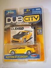 MUSTANG GT-R CONCEPT CLTR 110 WAVE 11 JADA DUB CITY KUSTOMS 1:64