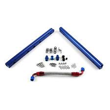 Ford SB 289 302 351 Billet Aluminum Fuel Injector Rail Kit