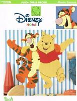 Leisure Arts POOH WALL DECOR IN PLASTIC CANVAS Patterns Craft BOOK Tigger New