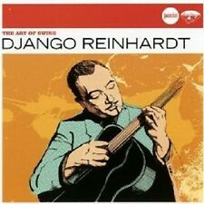 DJANGO REINHARDT - THE ART OF SWING (JAZZ CLUB)  CD NEU