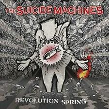 SUICIDE MACHINES, THE - REVOLUTION SPRING NEW VINYL RECORD
