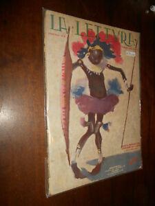 RIVISTA : LA LETTURA  -RIVISTA MENSILE CORRIERE DELLA SERA- 01/02/1929- ANNO VII