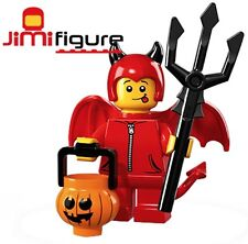 NEW LEGO Minifigures Cute Little Devil Series 16 71013 Genuine Halloween Imp Boy