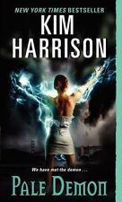 Pale Demon  Kim Harrison  Acceptable  Book  0 Mass Market Paperback