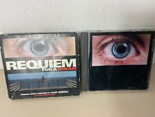 Requiem for a Dream by Clint Mansell (Vocals/Guitar/Composer) (CD, Oct-2000)