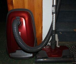 WORKING SEARS KENMORE 400 SERIES BAGGED HEPA CANISTER VACUUM CLEANER 81414
