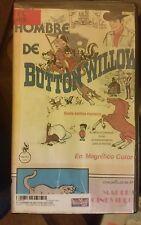 HOMBRE DE BUTTON WILLOW. RARE SPANISH VIDEO