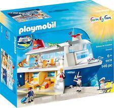 Playmobil 6978 Familia Diversión crucero 146 piezas Playmobil Reino Unido 48 H Publica Gratis