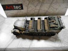 HO Roco Minitanks 6th Panzer Army Half Track #A214 Custom Detailed
