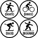 ERIK'S Bike Board Ski