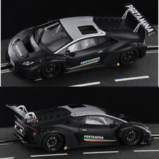 Racer Sideways Lamborghini Huracan GT3 Carbon Special Edition Slot Car 1/32
