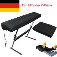 Keyboard Abdeckung Staubschutz Haube Tasche Hülle für 88-Tasten E-Piano Klavier