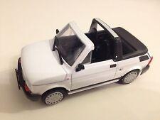 Voiture 1/43 - Fiat 126p Cabrio