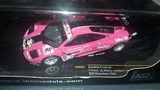 IXO 1/43 MCLAREN F1 GTR #8 BPR Silverstone 1996