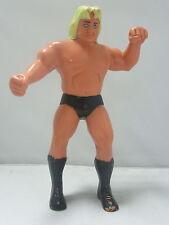WWF LJN Greg The Hammer Valentine Rubber Figure Wrestling Superstars WWE