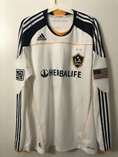 Sale! 2010-11 La Galaxy #10 Donovan Home Ls Formotion Player Issue Shirt Size Xl