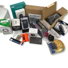Junk Drawer Lot Small Electronics plus 17 items- see Description for details