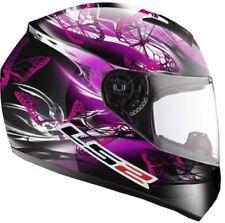 Casques violet pour véhicule femme