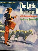 Harry Simeone Chorale The Little Drummer Boy TFM 3100 Vinyl Record Album 1963