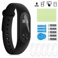Thin Smart wristband Anti - Scratch Protector de pantalla For Xiaomi Mi Band 2