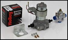 140 GPH ELECTRIC FUEL PUMP WITH HOLLEY REGULATOR # S-6256-KIT