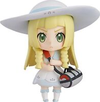 Nendoroid Pokemon Lillie action Figure GOOD SMILE COMPANY JAPAN